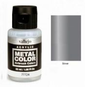 Metal Color - Silver 32ml<br> VAL77724